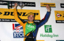 BTCC - Brands Hatch (GP) - Race 3 Report - 12/10/14