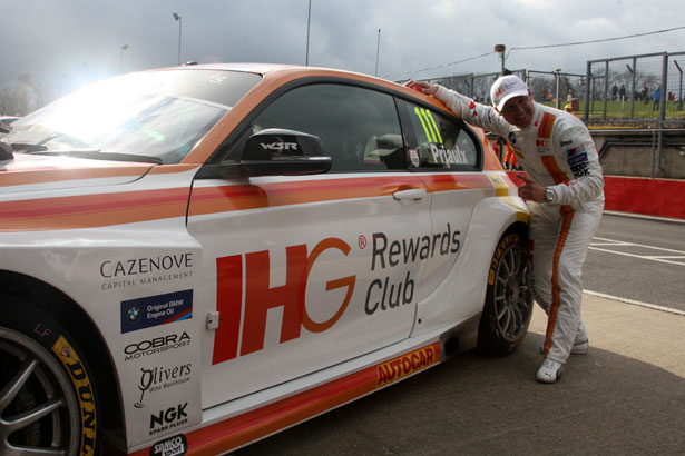 Daily Mirror British Touring Car Championship Brands