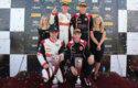 Johnston and Adam claim the British GT3 crown at Donington Park