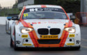 Jack Goff, Aiden Moffat and Adam Morgan in Donington Park test