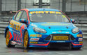 Wild, wet and windy - BTCC testing at Oulton Park